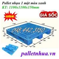 Pallet nhựa P1115-3T