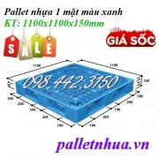 Pallet nhựa P1115-X