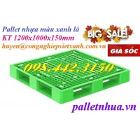 Pallet nhựa 121015-XL