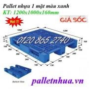 Pallet nhựa PL121016