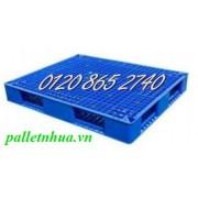 Pallet nhựa hai mặt PL403