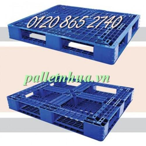Pallet nhựa 1200x1000x150mm