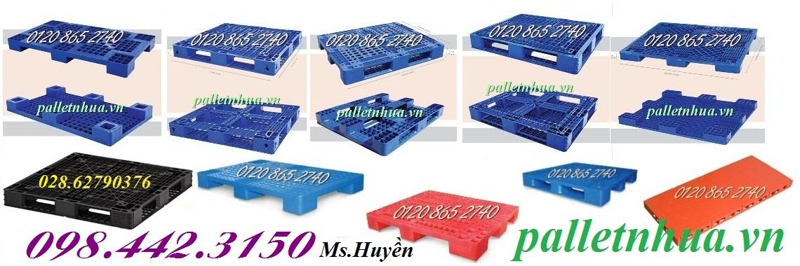 Pallet nhựa mới