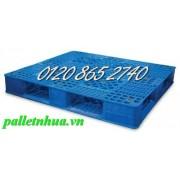 Pallet nhựa hai mặt PL02HG