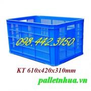 Thùng nhựa HS004