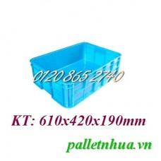 Thùng nhựa HS003