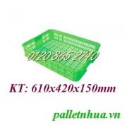 Thùng nhựa HS008