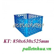 Thùng nhựa HS022