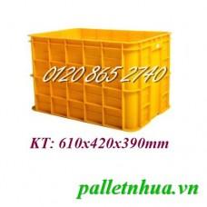 Thùng nhựa HS026