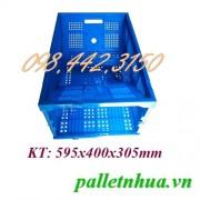 Thùng nhựa xếpTGX50