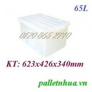 Thùng nhựa AS6550