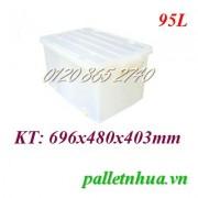 Thùng nhựa AS9550