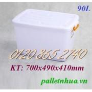 Thùng nhựa T90L